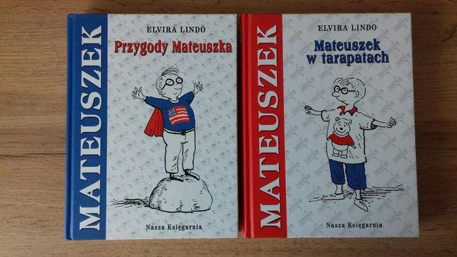 Przygody Mateuszka, Mateuszek w tarapatach Elvira Lindo