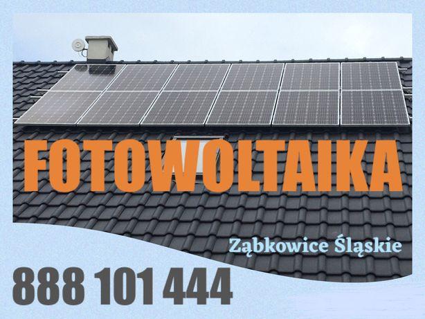 Zestaw fotowoltaiczny, solarny 5 kW fotowoltaika