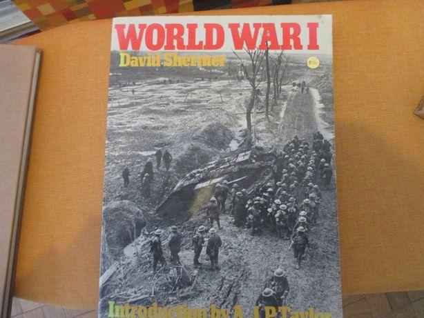 """O livro """"The World War I"""""""