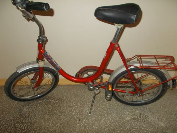 Fsm ORLIK 2 - stary rowerek PRL