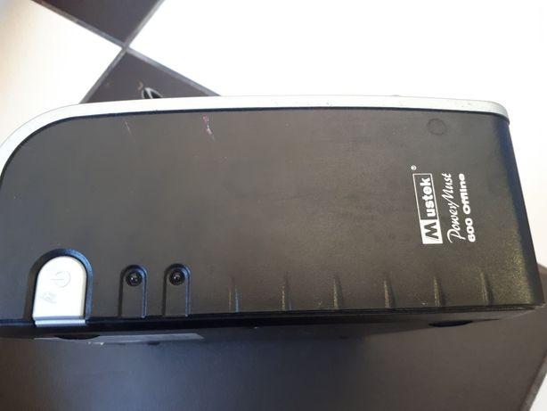 ИПБ UPS Mustek Powermust 600 offline