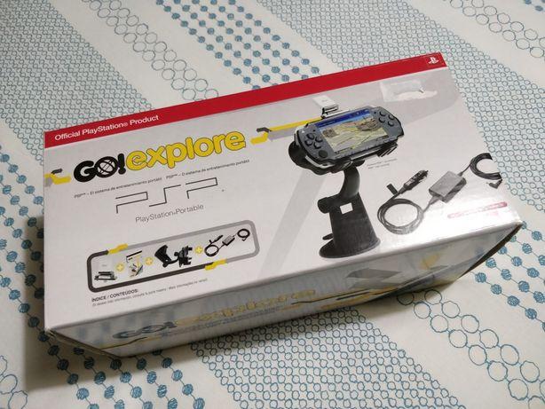 Vendo GO EXPLORE para PSP novo