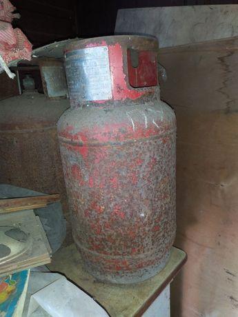 Продам газовые баллоны на 20л Волновахский район