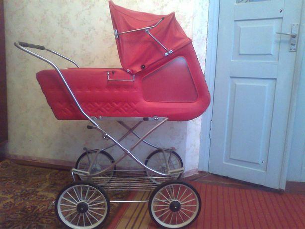 """Детская коляска """"Днепряночка"""". Ретро-эксклюзив."""