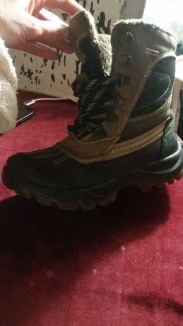 Тёплая обувь для мальчика