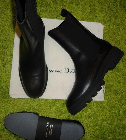 Челси ботинки сапоги кроссовки осень зима Massimo Dutti, 39р