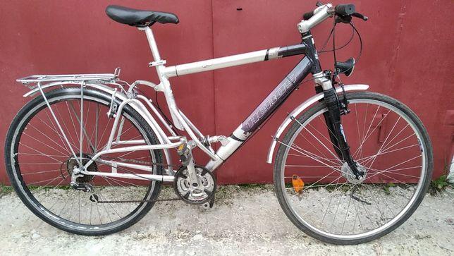 Велосипед з Німеччини, алюміній, динамо, колеса 28