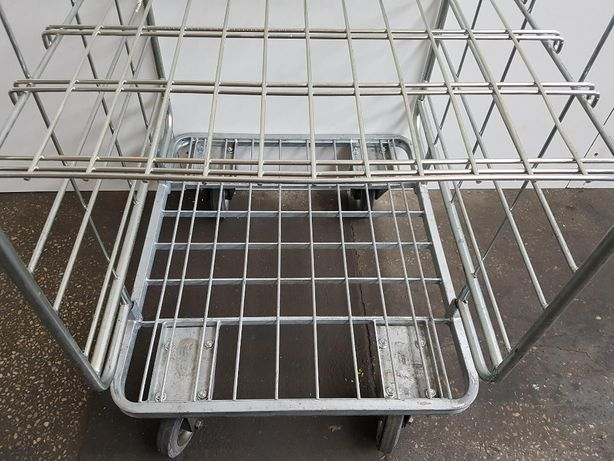 Wózek transportowy magazynowy kurierski rollkontener warsztat-1000szt