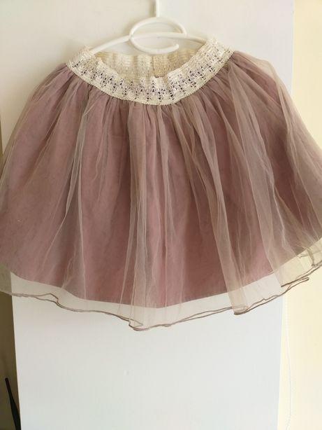 Нарядная юбка от George на рост 140-146 можно 152