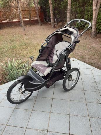 Wózek dziecięcy spacerowy składany