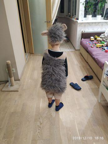 Новогодний костюм Ёж