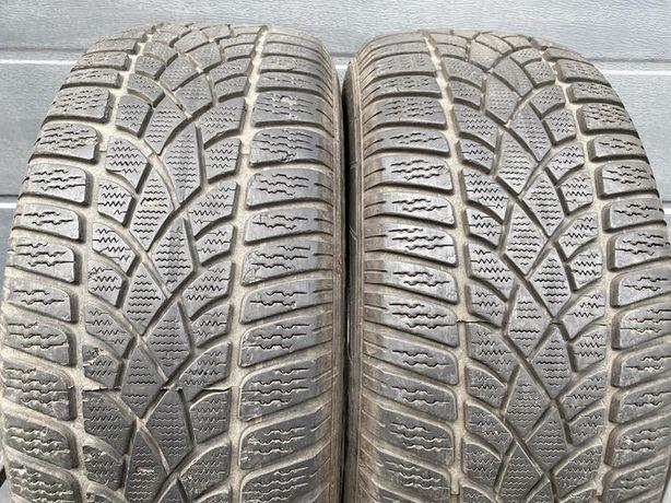225/55R16 Dunlop SP Winter Sport 3D para opon zima 6,5mm nr6118