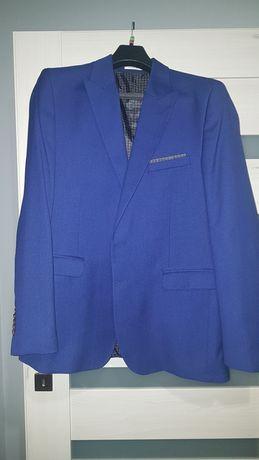Garnitur kolor niebieski XL/XXL
