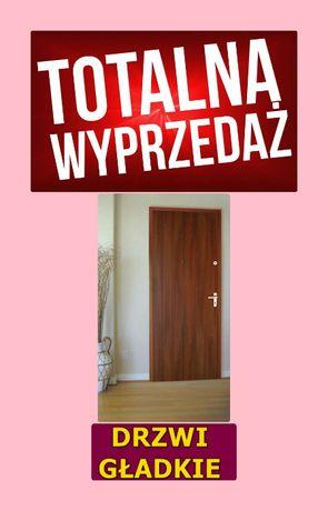 Zewnętrzne blokowe drzwi do mieszkań z MONTAŻEM,Antywłamaniowe,POLSKIE