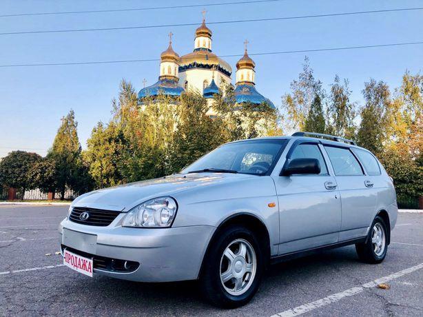 Авто ВАЗ 2171 Приора 1.6 газ/бензин 2012 год[Рассрочка, взнос от 25%]