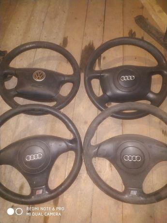 Руль Audi a6c5 Passat B5