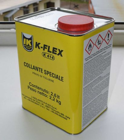 Клей K-Flex K414 (2.6 л.)