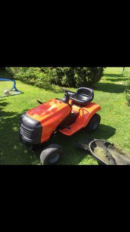 Traktorek kosiarka Husqvarna