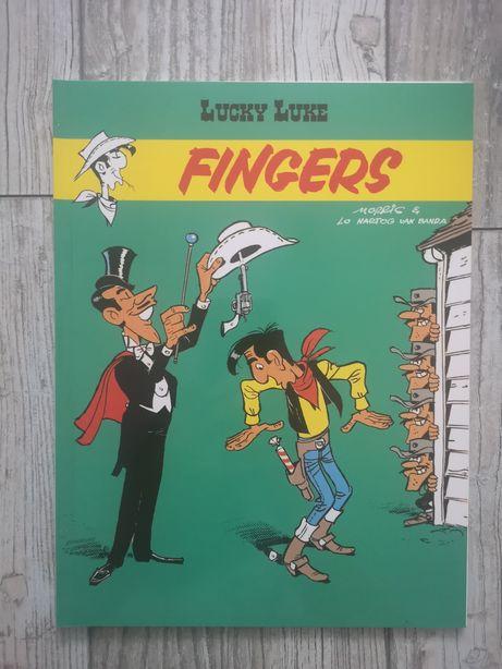 Komiks pt Lucky Luke Fingers tom 52