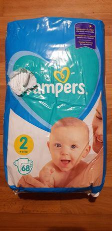 Pampers размер 2 повреждена упаковка