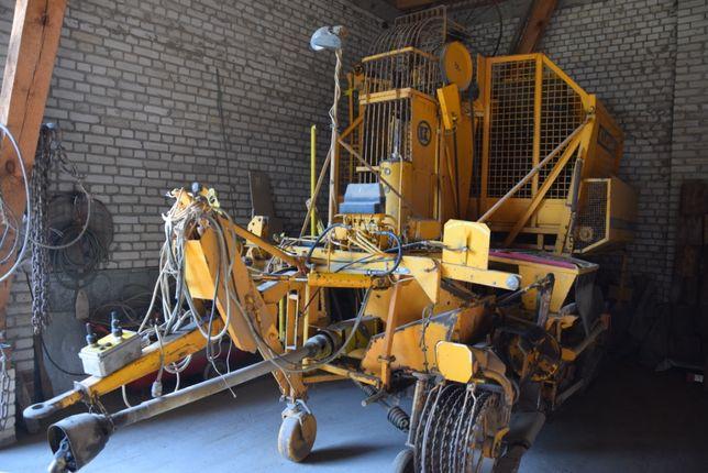 Kombajn buraczany KLEINE AUTOMATIC 5500