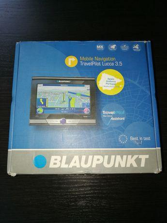 Blaupunkt GPS travel pilot lucca 3.5