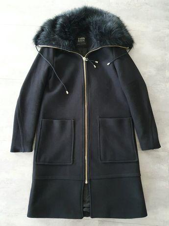 Zara płaszcz
