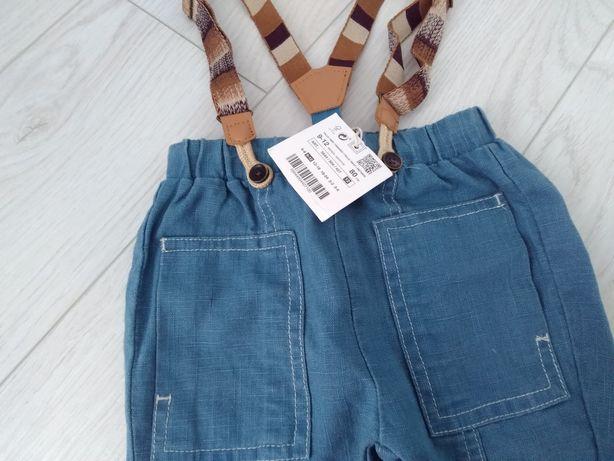 Штани, джинси Zara 9m.
