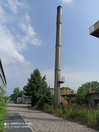 Komin stalowy 26 m