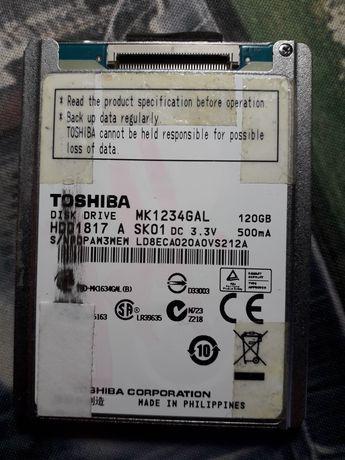 Жесткий диск Toshiba MK1234GAL