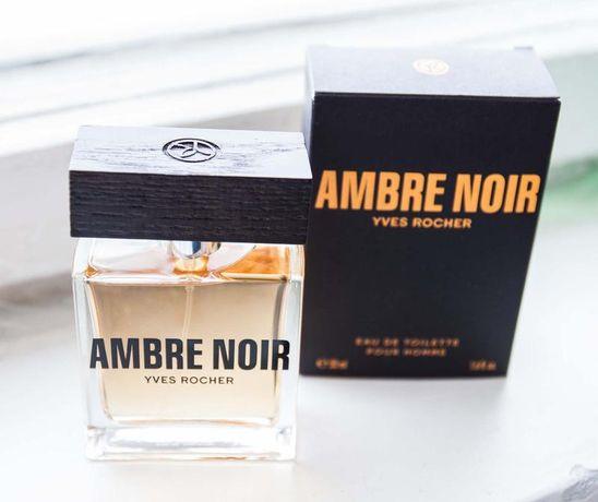 Ambre Noir 50 ml Мужская туалетная вода Yves Rocher Ив роше