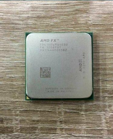 Процессор AMD FX-4100 Am3+, 4-е ядра по 3.6 Ггц