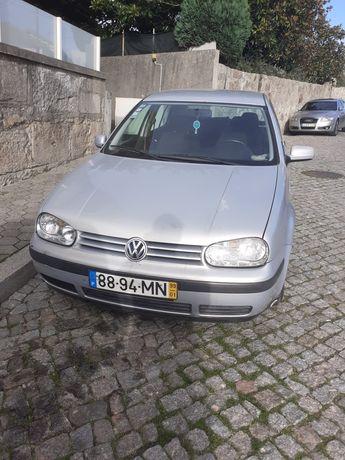 Golf 4, 1.4 gasolina 1999