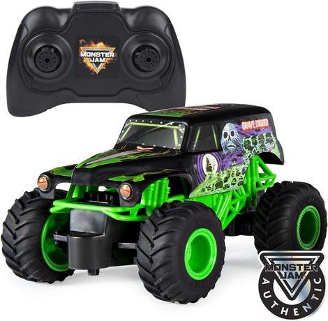 Samochód Monster Jam Rc Grave Digger 1:24