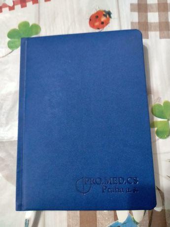 Ежедневник блокнот щорічник твердая обложка тверда обкладинка