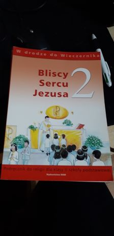Podręcznik do religii kl.II.