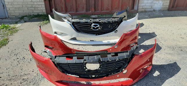 Бампер мазда 6 Mazda 6 15-18го года