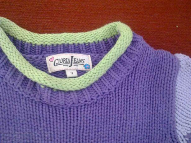 Продам детский свитер унисекс