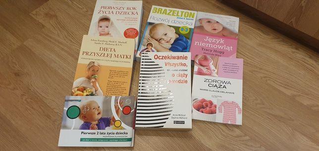 Poradniki o ciąży i opiece nad dzieckiem