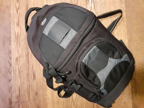 Super cena!!!Plecak dla fotoreporterów Lowepro SlingShot 200 AW czarny
