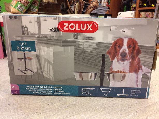 Miski na stojaku zoolux