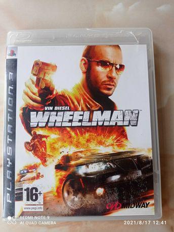 PlayStation 3 Wheelman