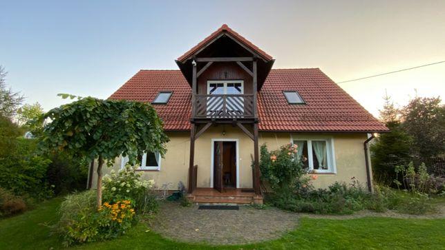 Całoroczne domy na Kaszubach -Szwajcaria kaszubska