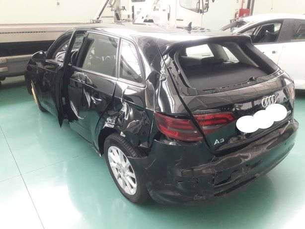 Audi A3 1.6 TDI  SPORTBACK 2014
