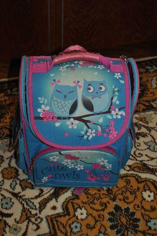 Рюкзак каркасный школьный Kite Education для девочек