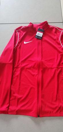 Bluza dresowa męska Nike czerwona  L nowa