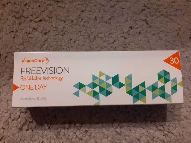 soczewki Freevision VisionCare -3.5