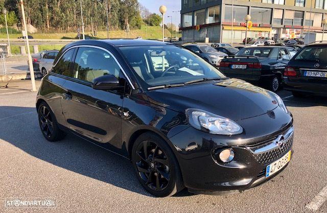 Opel Adam 1.0 T Glam