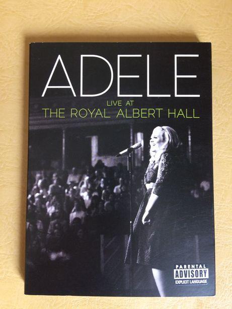 Adele live Cd e DVD Royal Albert Hall