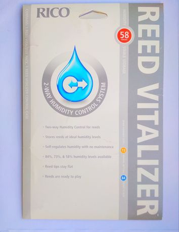 Vitalizer для тростей (трости саксофон, кларнет)